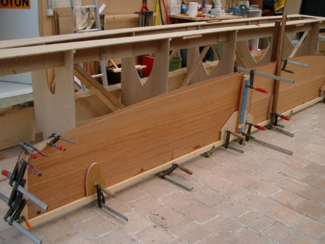 Selbstbau Bauplan Bootspläne Segelboot selber bauen Katamaran